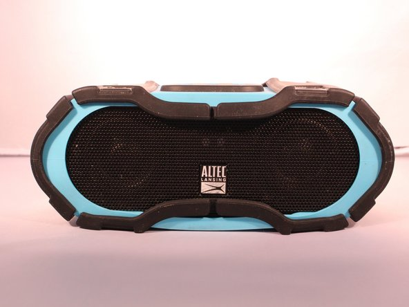 Altec Lansing BoomJacket Battery  Replacement