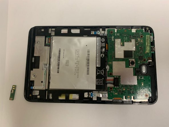Asus VivoTab Note 8 IO Board Replacement