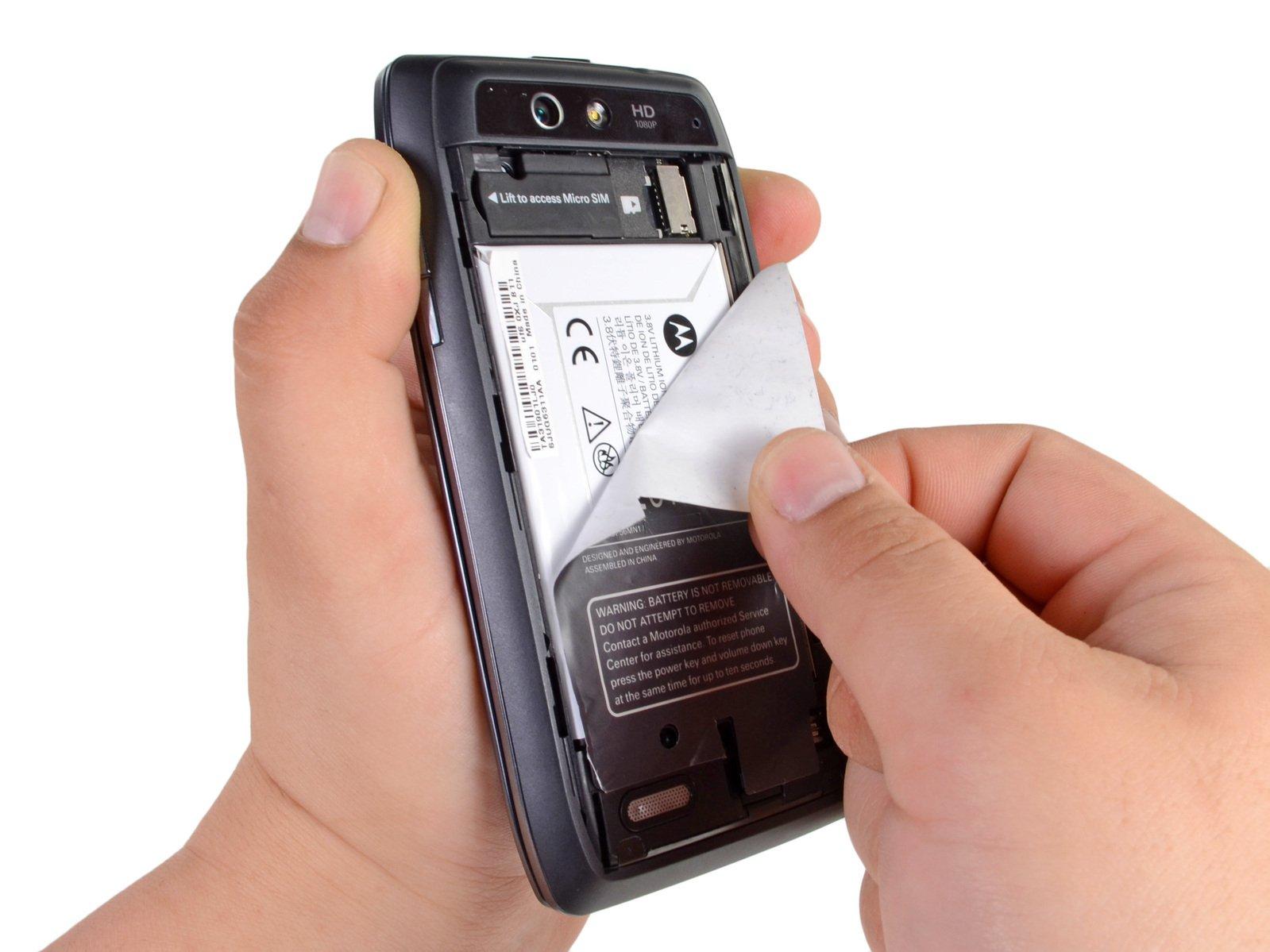 Motorola Droid 4 Battery Replacement - iFixit Repair Guide
