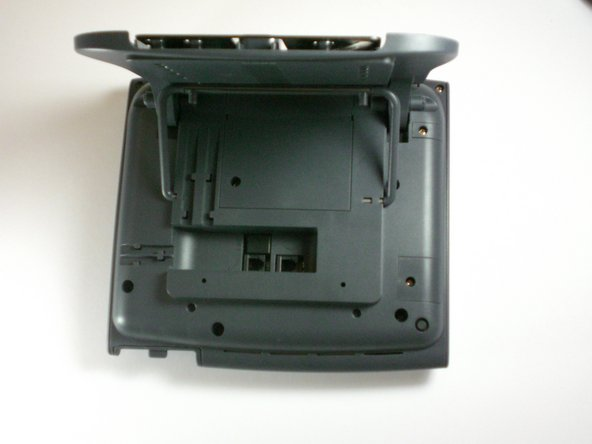 Inter-tel IP 8660 Rear Cover Replacement