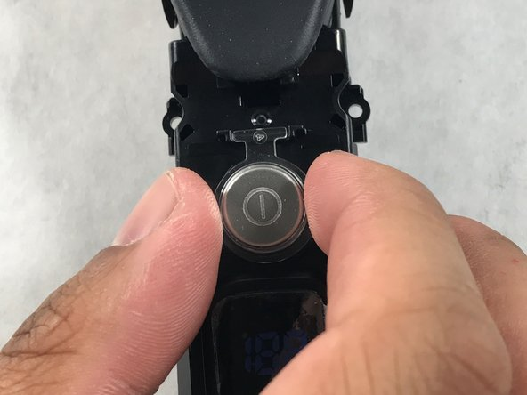 Panasonic ARC ES-LT3N Power Button Replacement