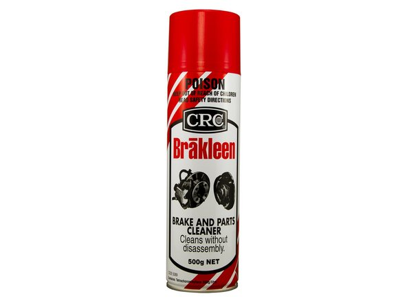 Aerosol Brake Cleaner Main Image