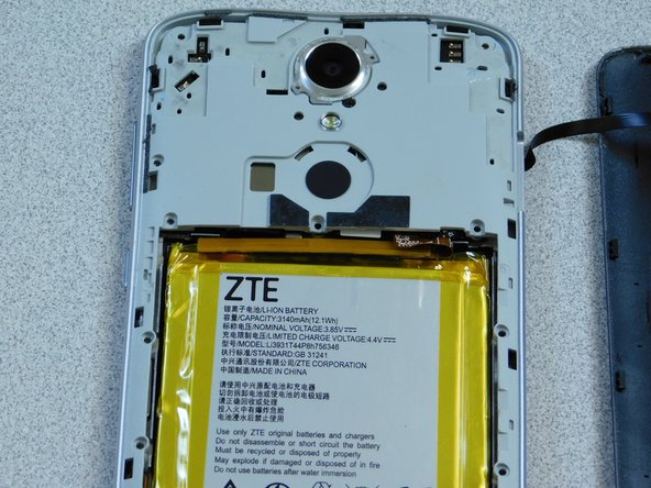 ZTE Blade Spark Rear Facing Camera Replacement
