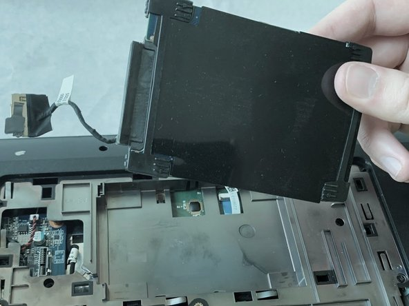 Hp Pavilion G7 1365dx Hard Drive Replacement Ifixit Repair Guide