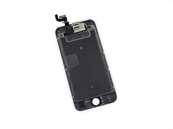 Substituição do conjunto do display do iPhone 6s