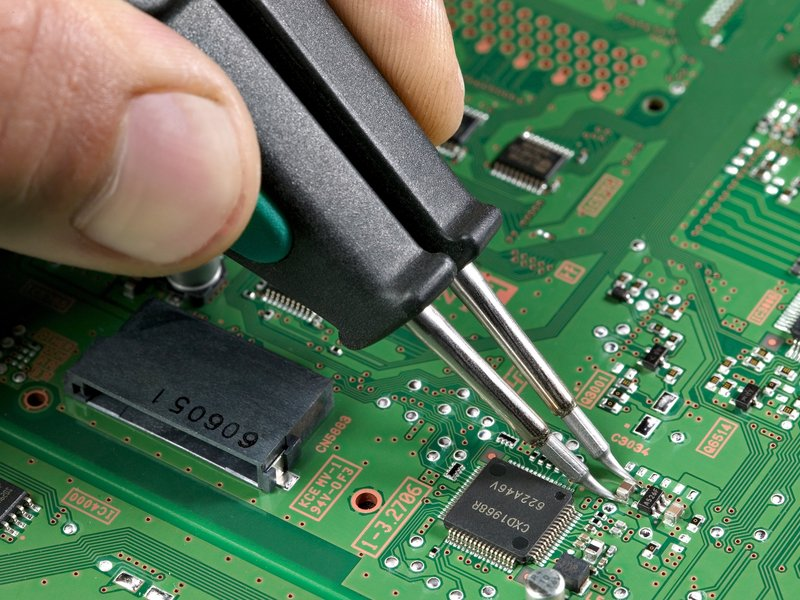 Trouble shooting electronic components - iFixit