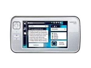 Nokia N800 Repair