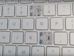 How to Repair and Replace MacBook Keys