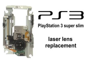 Laser Lens replacement