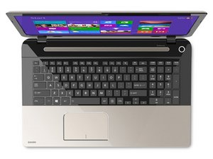 Toshiba laptop Satellite L75-B7240