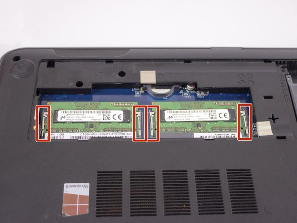 Dell Inspiron 17R-5737 RAM Replacement