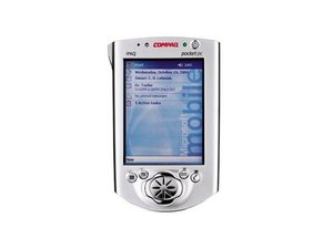 Compaq iPaq Pocket PC 3765 Repair