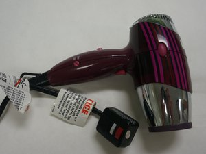 Revlon RVDR5061 Repair