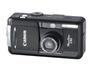 Canon PowerShot S Series Repair