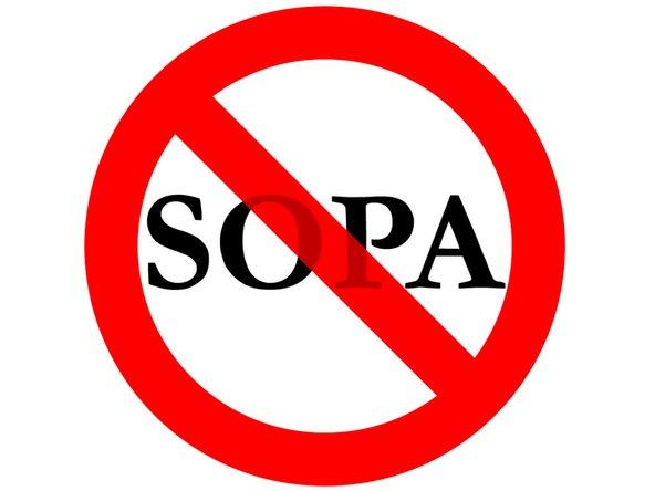 Stop SOPA legislation