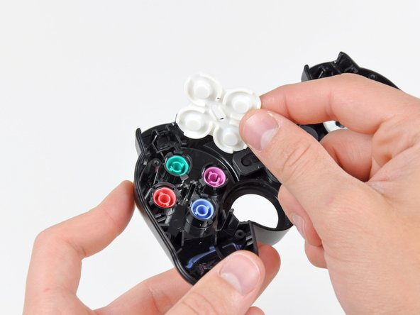 DualShock 3 Buttons Replacement