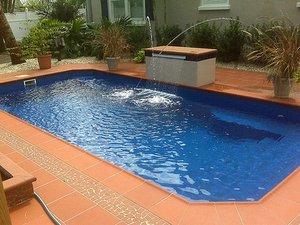 Swimming Pool Reparatur