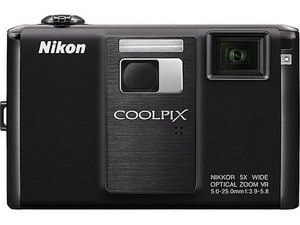 Nikon Coolpix S1000pj Repair