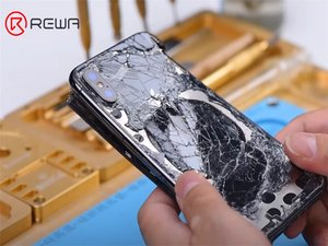 How to Restore A Badly Damaged iPhone X