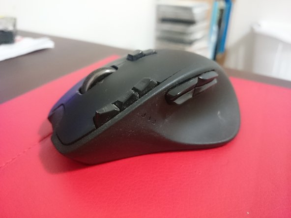 Logitech Wireless Gaming Mouse G700 Left/Right Click Button Replacement