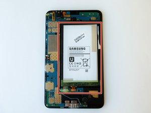 Remplacement de la batterie du Samsung Galaxy Tab 4 8.0 Verizon
