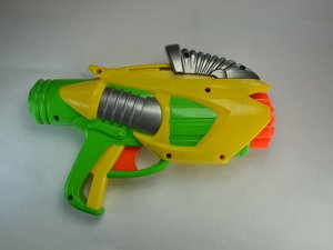 Air Blasters Tek Six Repair