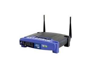 Linksys WRT54GS v2 Repair