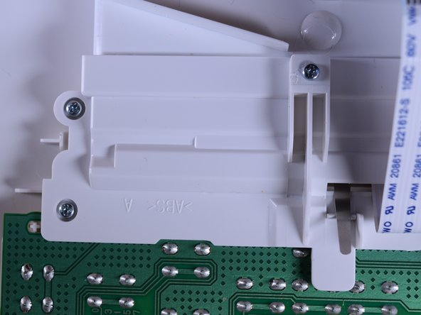 Image 2/3: Use the PH0 screw bit to remove the five '''[size]''' screws.