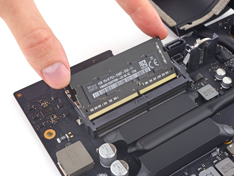 Removable RAM in the 2017 iMac