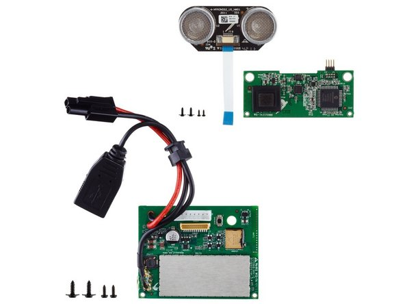 Parrot AR.Drone 2.0 Mainboard and Navigation Board Replacement
