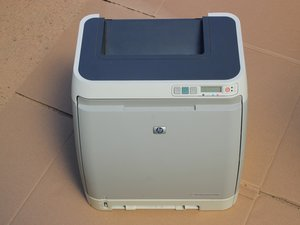 HP Color LaserJet 2600n Repair