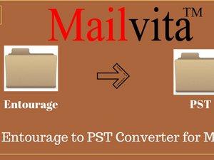 Come migrare Entourage su PST per Mac - Entourage su PST Converter per Mac