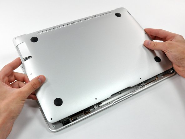 MacBook Air Models A1237 and A1304 Lower Case Replacement
