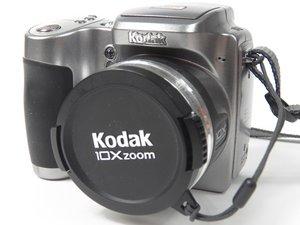 Kodak EasyShare Z740 Troubleshooting