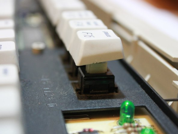 Image 3/3: Say hello to the keyboard switches!