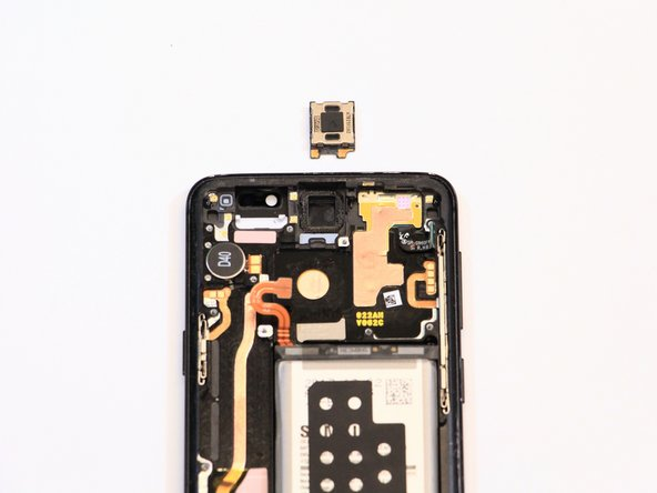 Samsung Galaxy S9 Earpiece Speaker Replacement