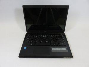 Acer Aspire E1-470P-6659 Repair