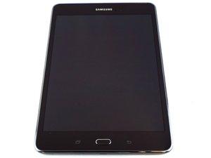 Samsung Galaxy Tab A 8.0 Troubleshooting