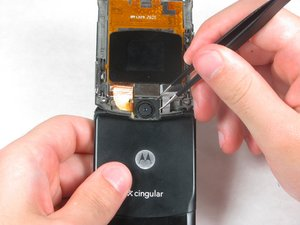 Motorola Razr V3 Camera Replacement