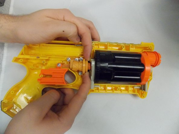 Nerf N-Strike Maverick Chamber Replacement