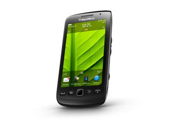 solved phone freezes at reboot half way blackberry torch 9860 rh ifixit com BlackBerry Torch 9810 Manual BlackBerry Torch Guide