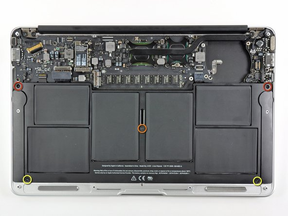 "MacBook Air 11"" Late 2010 Battery Replacement"