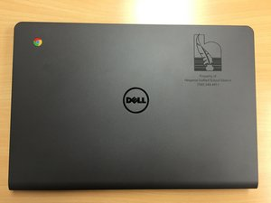 Dell Chromebook 11 Gen 1