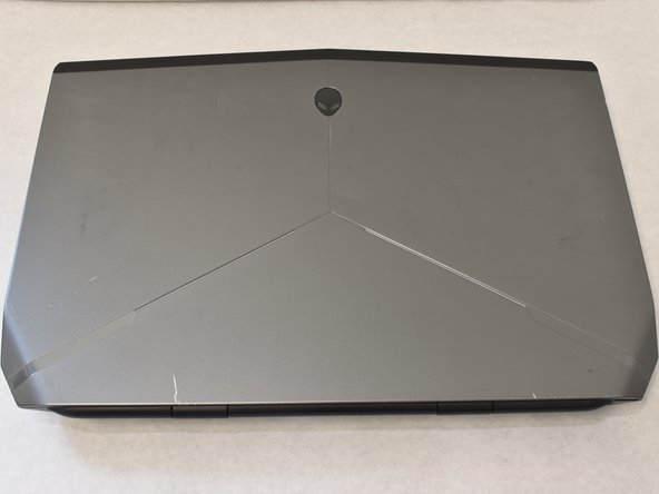 Alienware 15 R2 Hard Drive Replacement
