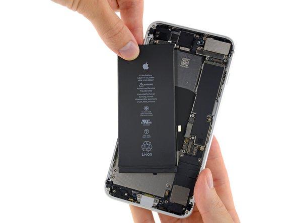 iPhone 8 Plus Akku tauschen