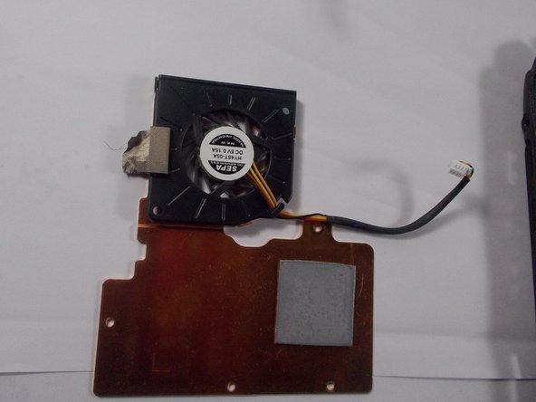 ExoPC Slate CPU Fan Replacement