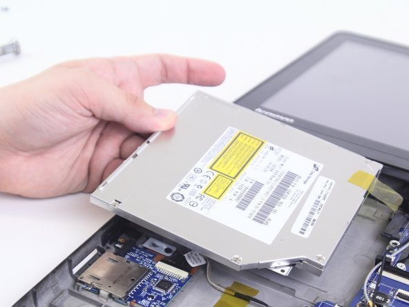 Lenovo ThinkPad Edge E420s Optical Drive Replacement