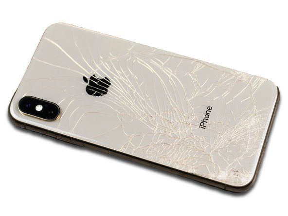 iPhone XS Max Rear Glass Replacement