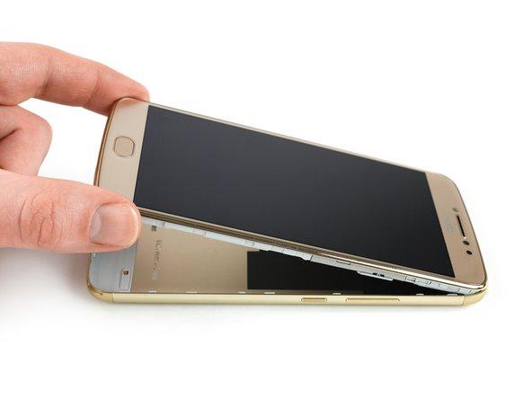 Motorola Moto E4 Plus Back Cover Replacement