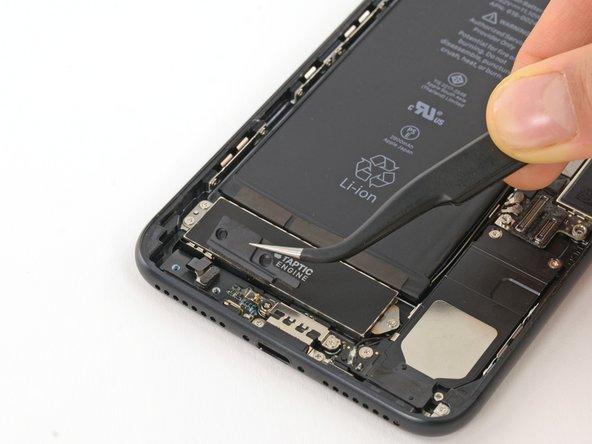 Sostituzione sfiato barometrico nell'iPhone 7 Plus
